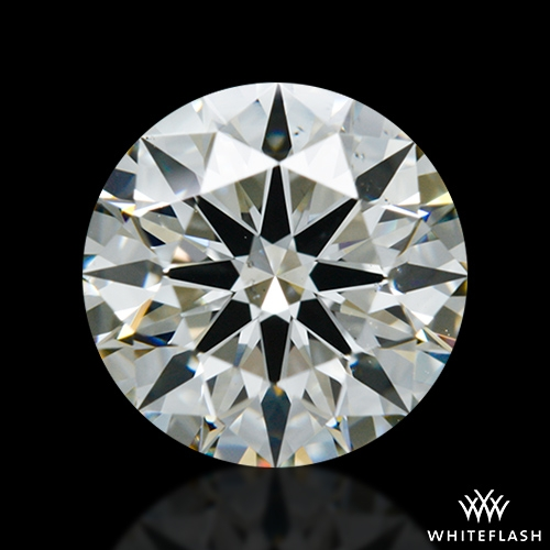 1.171 ct J VS2 A CUT ABOVE® Hearts and Arrows Super Ideal Round Cut Loose Diamond