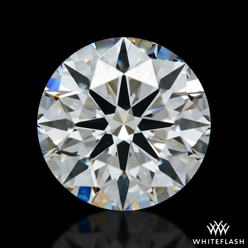 1.33 ct F VS1 A CUT ABOVE® Hearts and Arrows Super Ideal Round Cut Loose Diamond