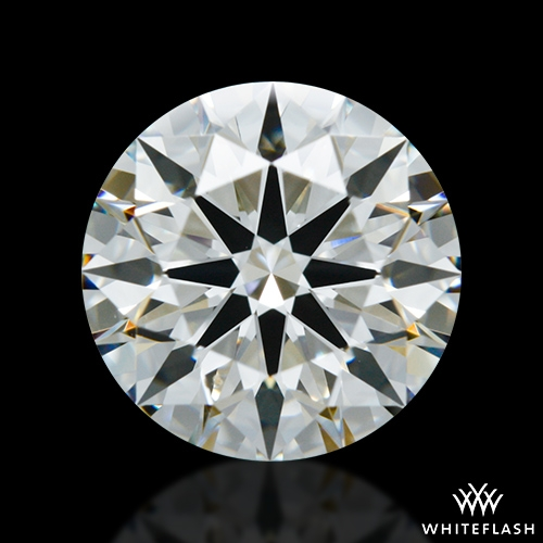 1.706 ct I VS2 A CUT ABOVE® Hearts and Arrows Super Ideal Round Cut Loose Diamond
