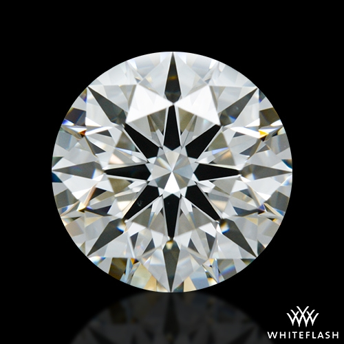 2.094 ct H VS2 A CUT ABOVE® Hearts and Arrows Super Ideal Round Cut Loose Diamond