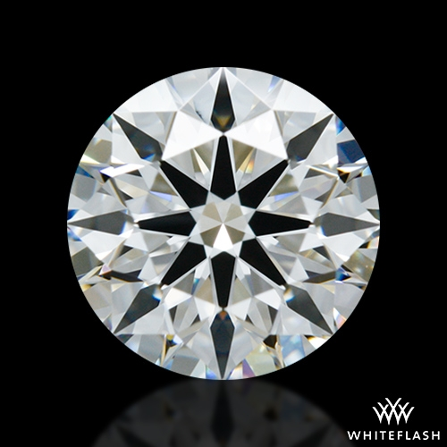 1.174 ct F VVS1 A CUT ABOVE® Hearts and Arrows Super Ideal Round Cut Loose Diamond