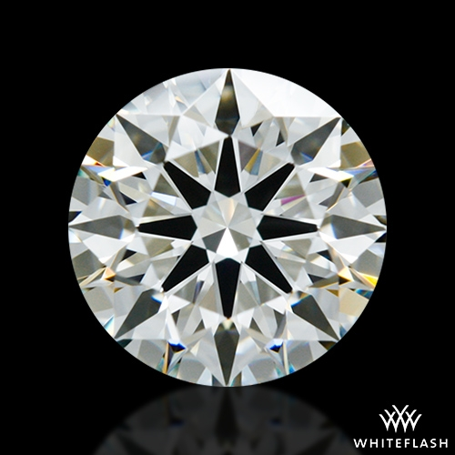 1.41 ct I VVS2 A CUT ABOVE® Hearts and Arrows Super Ideal Round Cut Loose Diamond