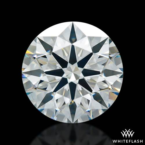 1.545 ct I VS2 A CUT ABOVE® Hearts and Arrows Super Ideal Round Cut Loose Diamond