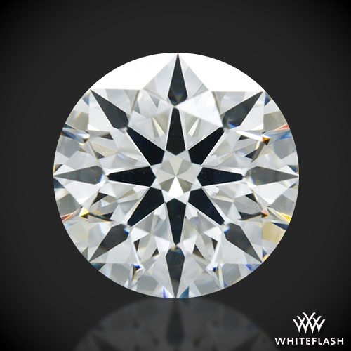 1.56 ct H VS2 A CUT ABOVE® Hearts and Arrows Super Ideal Round Cut Loose Diamond