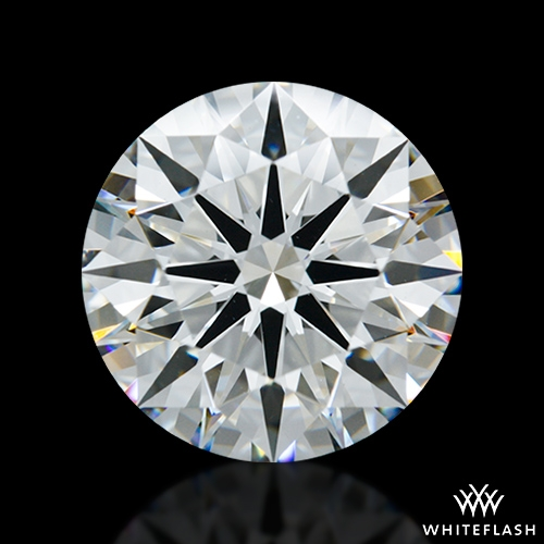4.043 ct I VS1 A CUT ABOVE® Hearts and Arrows Super Ideal Round Cut Loose Diamond