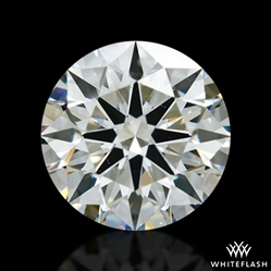 1.53 ct I VS2 A CUT ABOVE® Hearts and Arrows Super Ideal Round Cut Loose Diamond