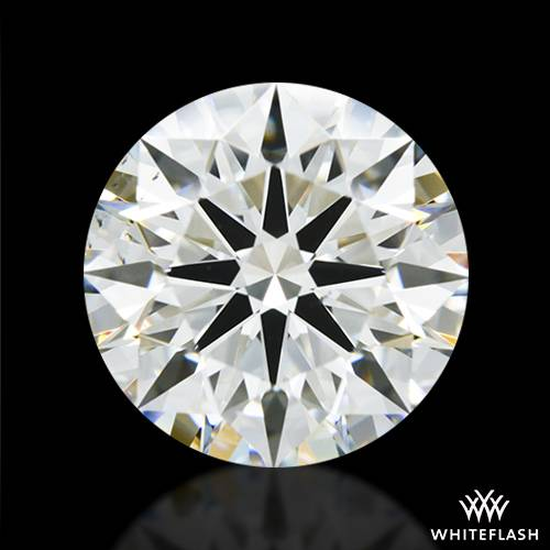 2.538 ct I VS2 A CUT ABOVE® Hearts and Arrows Super Ideal Round Cut Loose Diamond
