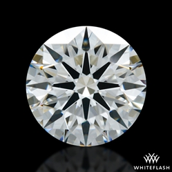 0.727 ct F VVS2 A CUT ABOVE® Hearts and Arrows Super Ideal Round Cut Loose Diamond