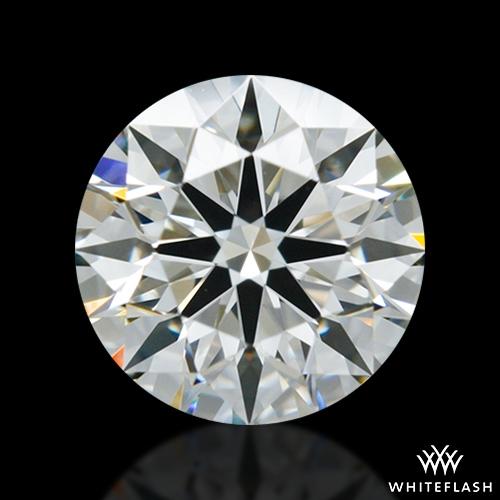 0.852 ct I VVS2 A CUT ABOVE® Hearts and Arrows Super Ideal Round Cut Loose Diamond