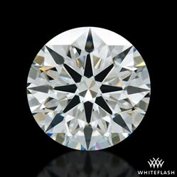 0.933 ct I VVS2 A CUT ABOVE® Hearts and Arrows Super Ideal Round Cut Loose Diamond