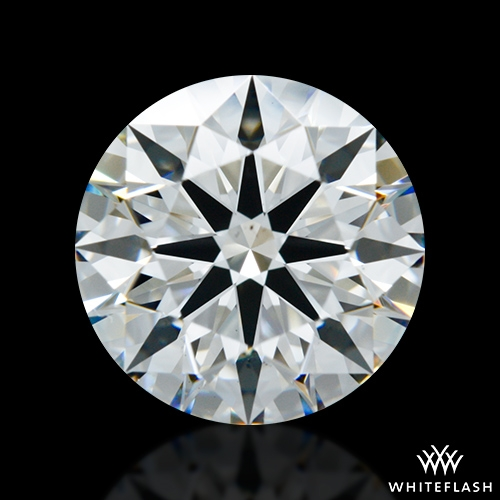 1.664 ct G VS1 A CUT ABOVE® Hearts and Arrows Super Ideal Round Cut Loose Diamond