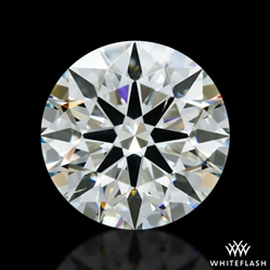 1.223 ct G SI1 A CUT ABOVE® Hearts and Arrows Super Ideal Round Cut Loose Diamond