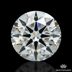 0.55 ct H VS2 A CUT ABOVE® Hearts and Arrows Super Ideal Round Cut Loose Diamond