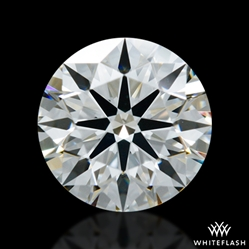 0.606 ct G VS2 A CUT ABOVE® Hearts and Arrows Super Ideal Round Cut Loose Diamond