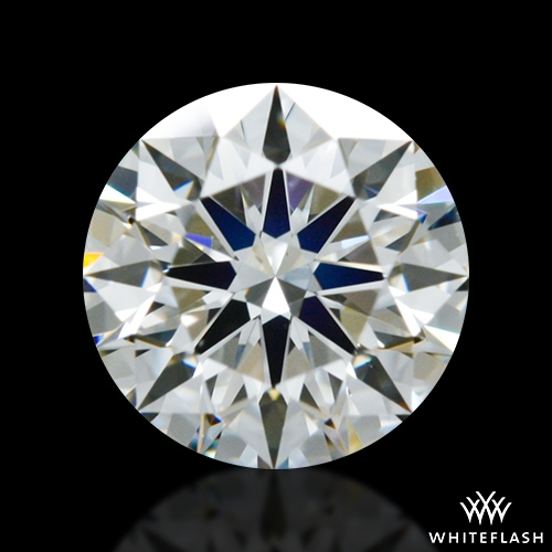0.604 ct I VS2 Premium Select Round Cut Loose Diamond