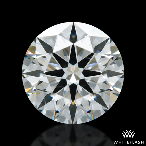 0.636 ct G VS2 A CUT ABOVE® Hearts and Arrows Super Ideal Round Cut Loose Diamond