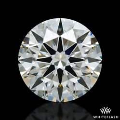 0.638 ct I VS2 A CUT ABOVE® Hearts and Arrows Super Ideal Round Cut Loose Diamond