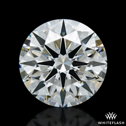 0.816 ct H VS2 A CUT ABOVE® Hearts and Arrows Super Ideal Round Cut Loose Diamond