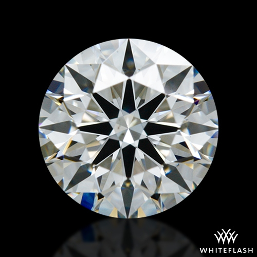 0.818 ct H VS2 A CUT ABOVE® Hearts and Arrows Super Ideal Round Cut Loose Diamond