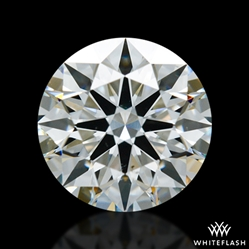 0.948 ct I VS2 A CUT ABOVE® Hearts and Arrows Super Ideal Round Cut Loose Diamond