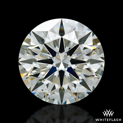 1.046 ct J VS2 A CUT ABOVE® Hearts and Arrows Super Ideal Round Cut Loose Diamond