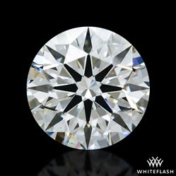 1.29 ct E VS1 A CUT ABOVE® Hearts and Arrows Super Ideal Round Cut Loose Diamond