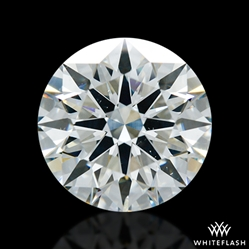 2.002 ct I SI1 A CUT ABOVE® Hearts and Arrows Super Ideal Round Cut Loose Diamond