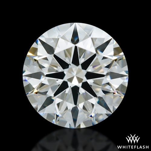 0.828 ct G VS2 A CUT ABOVE® Hearts and Arrows Super Ideal Round Cut Loose Diamond