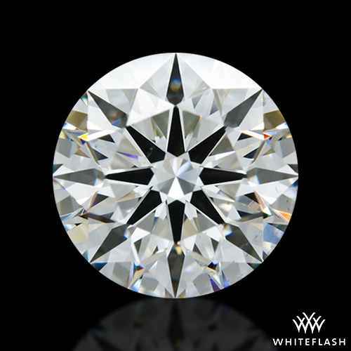 1.86 ct H VS2 A CUT ABOVE® Hearts and Arrows Super Ideal Round Cut Loose Diamond