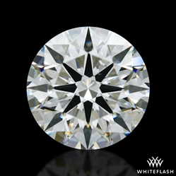0.825 ct G SI1 A CUT ABOVE® Hearts and Arrows Super Ideal Round Cut Loose Diamond