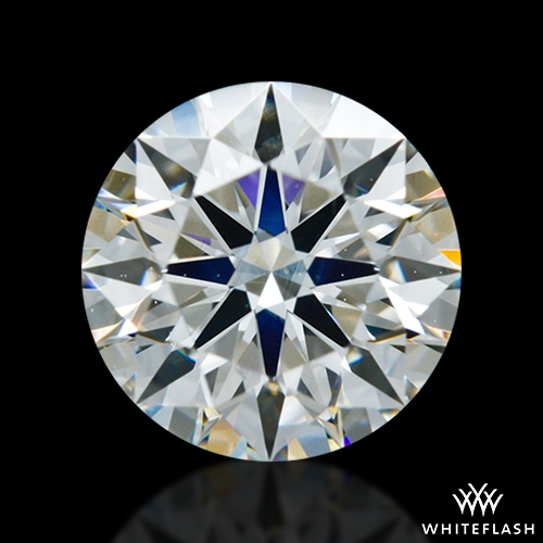 0.718 ct H VS2 Premium Select Round Cut Loose Diamond