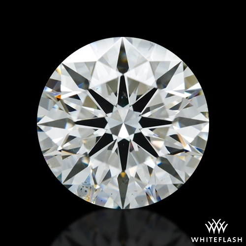 1.617 ct H VS2 Expert Selection Round Cut Loose Diamond