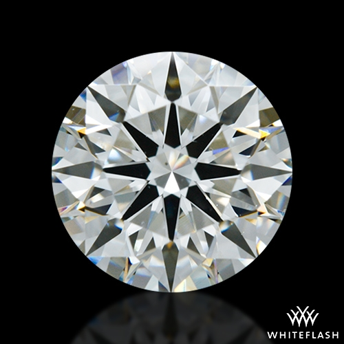 1.581 ct G VS2 A CUT ABOVE® Hearts and Arrows Super Ideal Round Cut Loose Diamond