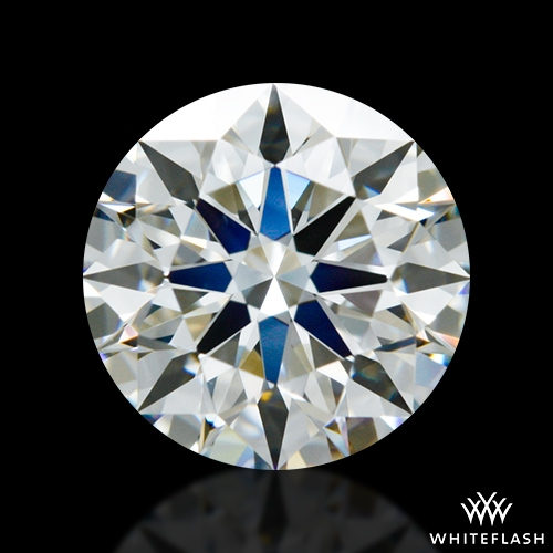 1.025 ct H SI1 Expert Selection Round Cut Loose Diamond