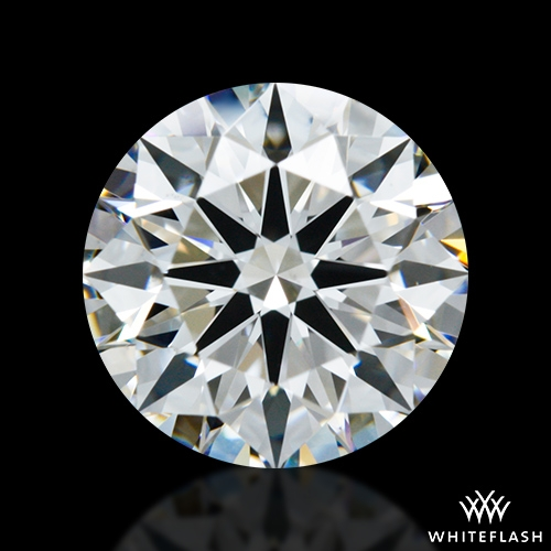 1.515 ct E VS1 A CUT ABOVE® Hearts and Arrows Super Ideal Round Cut Loose Diamond