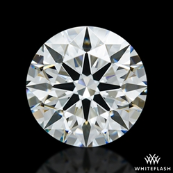 1.616 ct G VS1 A CUT ABOVE® Hearts and Arrows Super Ideal Round Cut Loose Diamond