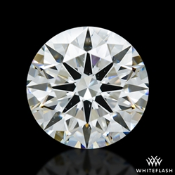 2.561 ct G VS2 A CUT ABOVE® Hearts and Arrows Super Ideal Round Cut Loose Diamond