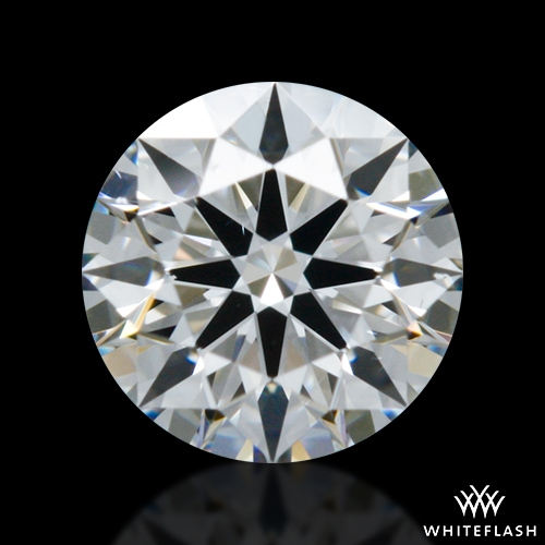 0.318 ct E SI1 A CUT ABOVE® Hearts and Arrows Super Ideal Round Cut Loose Diamond