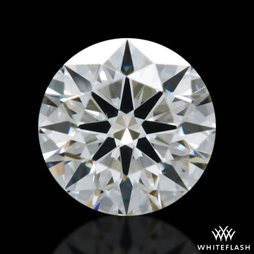 0.335 ct G VS2 A CUT ABOVE® Hearts and Arrows Super Ideal Round Cut Loose Diamond