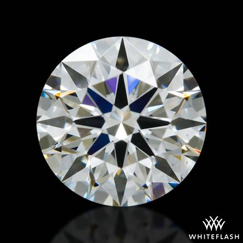 0.32 ct I VS2 A CUT ABOVE® Hearts and Arrows Super Ideal Round Cut Loose Diamond