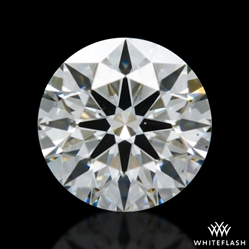 0.322 ct I VS2 A CUT ABOVE® Hearts and Arrows Super Ideal Round Cut Loose Diamond