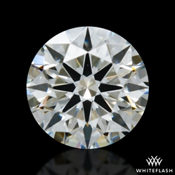 0.323 ct I VS2 A CUT ABOVE® Hearts and Arrows Super Ideal Round Cut Loose Diamond