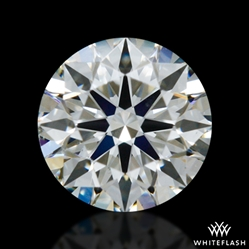 0.313 ct I VS2 A CUT ABOVE® Hearts and Arrows Super Ideal Round Cut Loose Diamond
