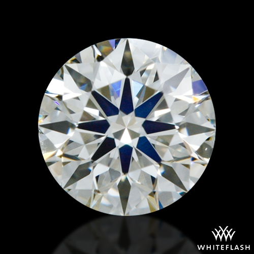 0.302 ct H VS2 Premium Select Round Cut Loose Diamond