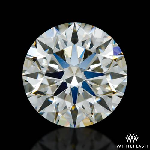 0.916 ct H SI1 Expert Selection Round Cut Loose Diamond