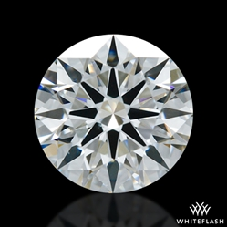0.907 ct F VS2 A CUT ABOVE® Hearts and Arrows Super Ideal Round Cut Loose Diamond