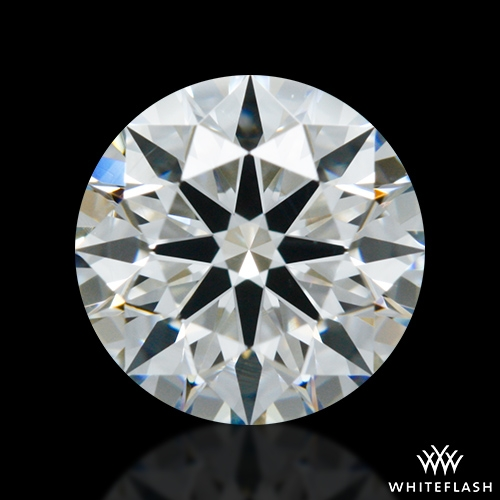 0.725 ct G VS2 A CUT ABOVE® Hearts and Arrows Super Ideal Round Cut Loose Diamond