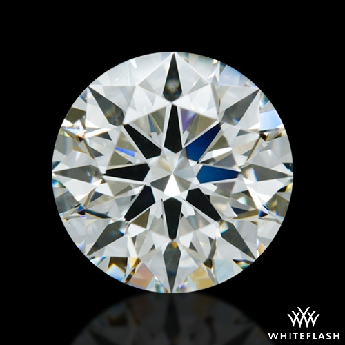 0.768 ct J SI1 Expert Selection Round Cut Loose Diamond