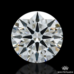 0.601 ct D SI1 A CUT ABOVE® Hearts and Arrows Super Ideal Round Cut Loose Diamond