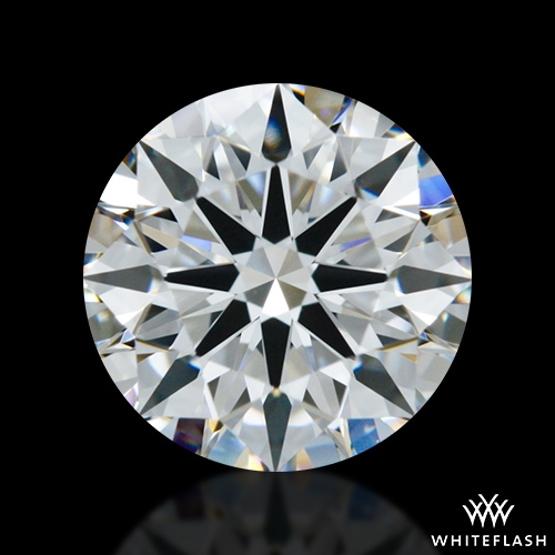 1.028 ct D VVS1 A CUT ABOVE® Hearts and Arrows Super Ideal Round Cut Loose Diamond